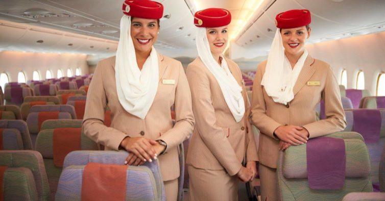 Emirates está a recrutar tripulação de bordo em Portugal