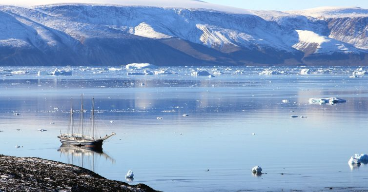O degelo na Gronelândia tem batido recordes nos últimos dias
