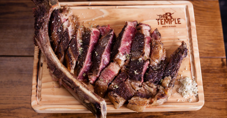 carnes maturadas
