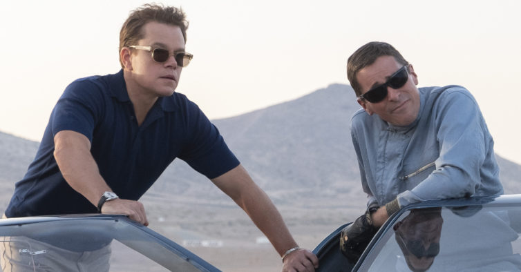 Ford Vs Ferrari Ja Ha Trailer Para O Novo Filme De Christian