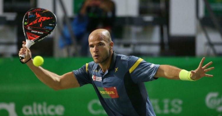 Algarve vai ter aulas de padel com estrela portuguesa da modalidade
