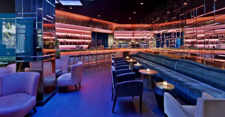 Uptown bar