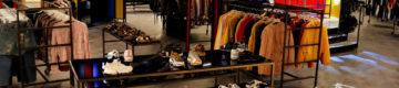 Abriu uma mega loja de sapatilhas na Grande Lisboa (e parece uma discoteca)