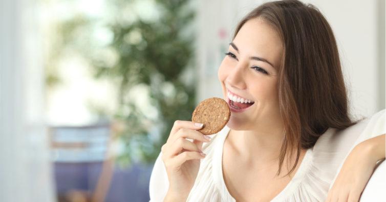 Novas crackers de milho chegam ao mercado com menos 30% de gordura