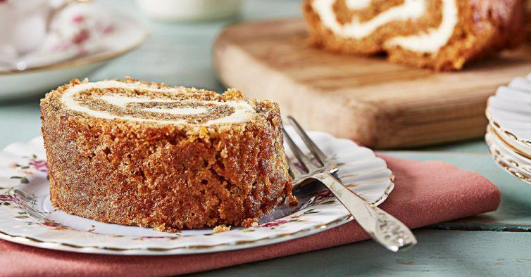 torta de cenoura
