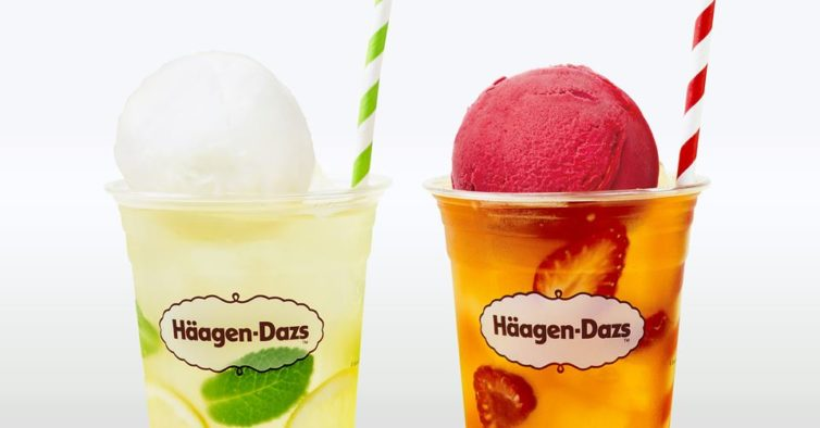 Há novidades vegans (e super frescas) nas lojas da Häagen-Dazs
