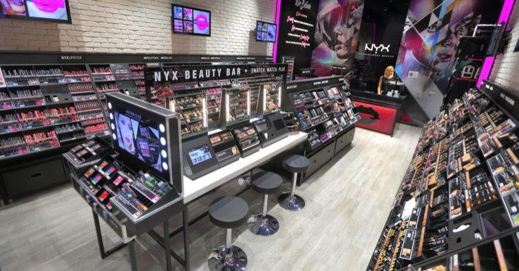 Já é possível comprar maquilhagem da NYX na Perfumes & Companhia