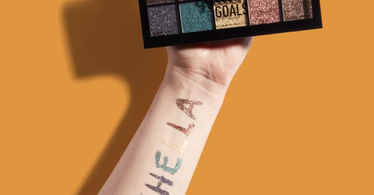 Glitter Goals Cream Pro Palette (30,70€)