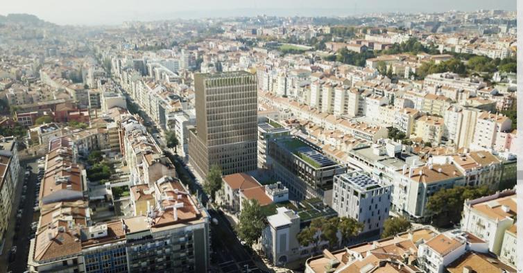 Portugália Plaza