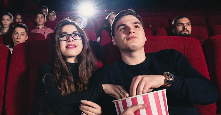A nova app que lhe permite comprar bilhetes de cinema e pipocas