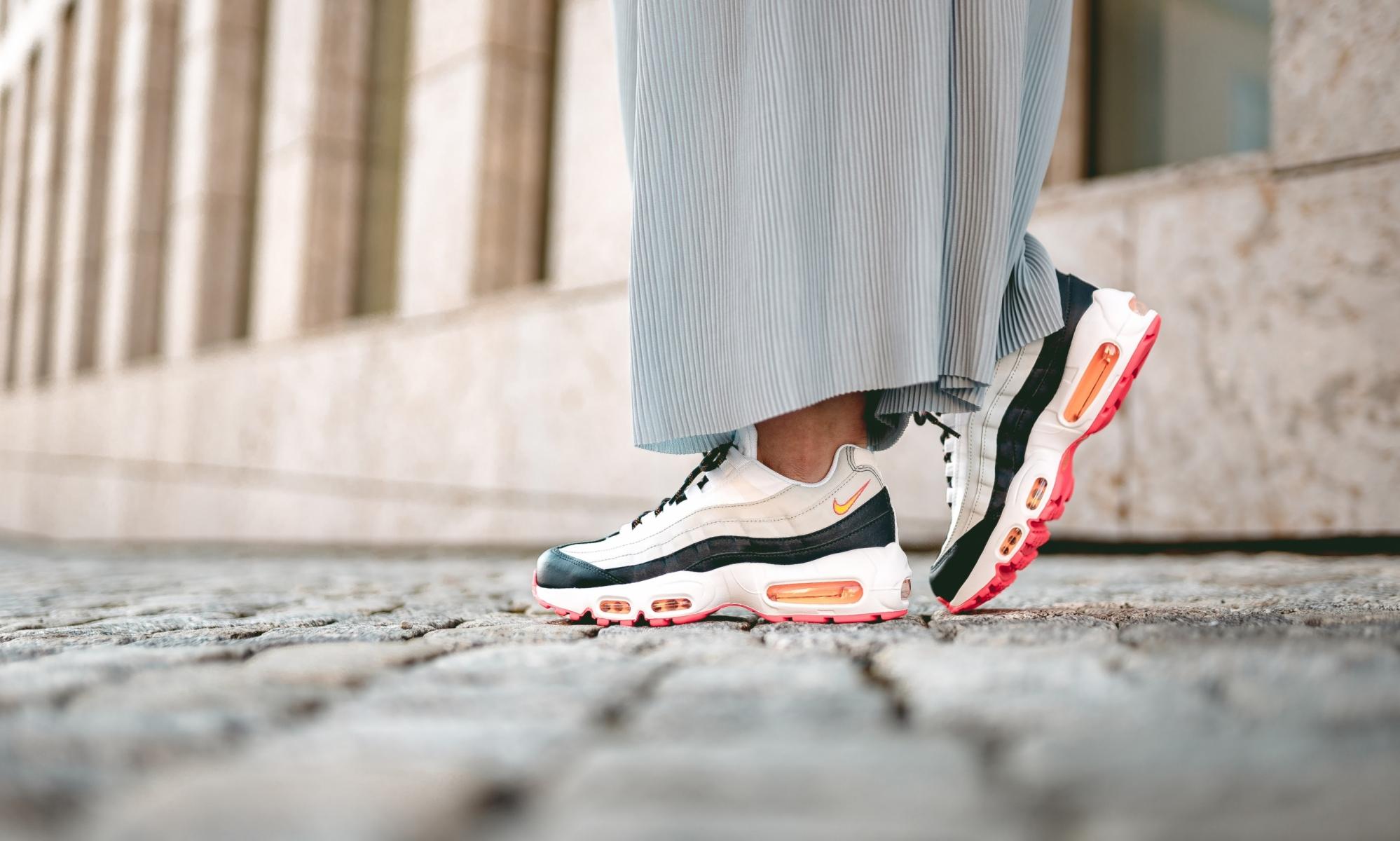 Sapatilhas air max 97 branco Nike | La Redoute