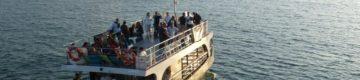 Este sábado, há um sunset com prova de vinhos num cruzeiro no Rio Sado