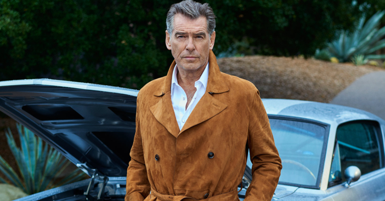 "Pierce Brosnan poderá ser o Alfred do próximo ""Batman"""