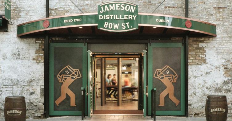 Jameson abre bar de whisky em Lisboa
