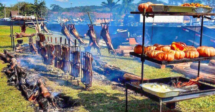 Já falta pouco para o maior festival churrasco brasileiro em Portugal
