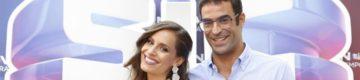 Mariana Monteiro e João Catarré são os protagonistas da nova novela da SIC