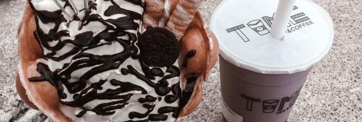 TIME Tea&Coffee — Restauradores