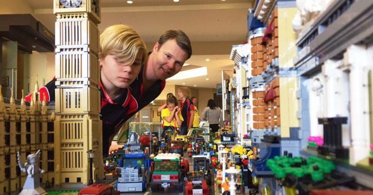 Este fim de semana chega a Portugal a maior exposição Lego da Península Ibérica