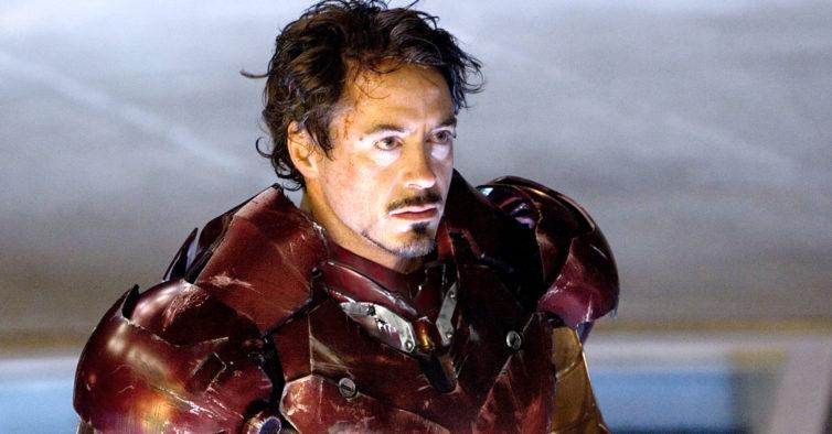 Robert Downey Jr. volta a ser o Homem de Ferro já no próximo ano