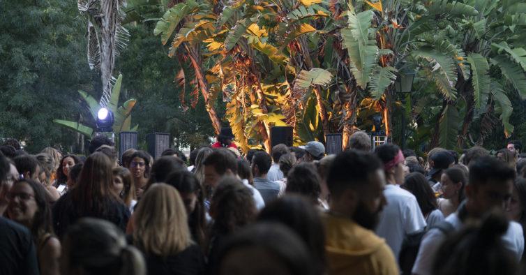 Jardim da Estrela volta a receber uma festa sunset esta sexta-feira