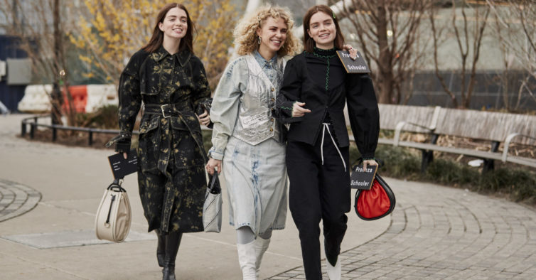 The Best Street Style from New York Fashion Week | Idéias de