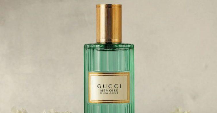 Mémoire D'Une Odeur de Gucci (53,48€/40 ml)
