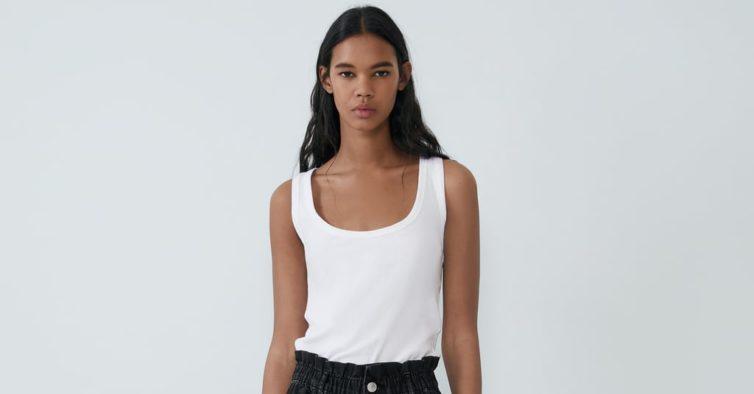 Jeans da Zara (25,95€)