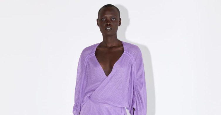 Vestido da Zara (39,95€)