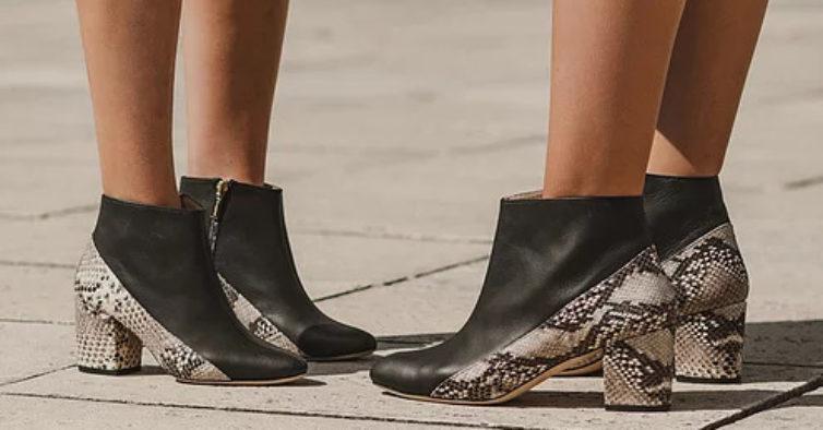 A nova marca portuguesa de calçado é pensada para mulheres
