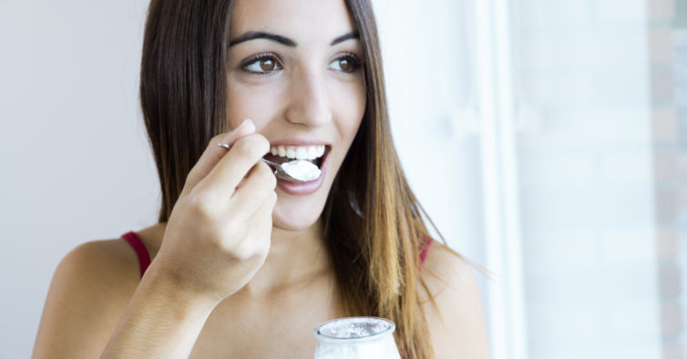 iogurtes magros