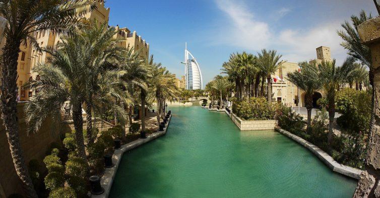 Há voos da Emirates para o Dubai a 499€ e dão entrada no parque aquático
