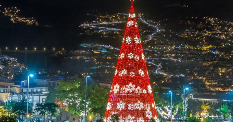 Madeira vai ter mais de um milhão de luzes de Natal