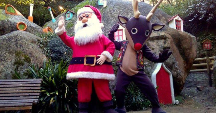 Já há data para o Reino de Natal — e a pista de gelo — chegarem a Sintra