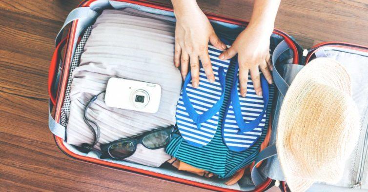 Como fazer malas viagem, como arrumar bagagem, arranjar mochila