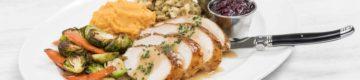 Hard Rock Cafe vai servir um menu tradicional (e exclusivo) de Ação de Graças