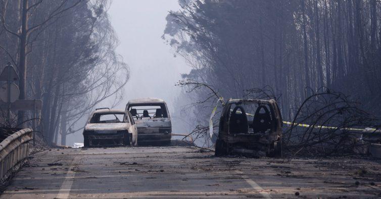 National Geographic fez um documentário sobre os incêndios de Pedrógão Grande