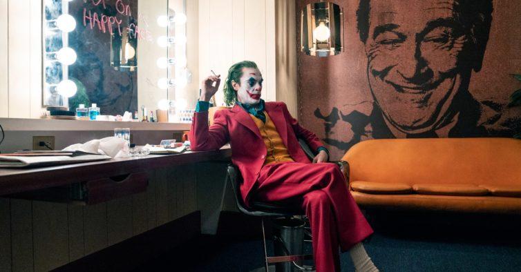 """É a notícia do dia: """"Joker"""" vai ter uma sequela com Joaquin Phoenix"""