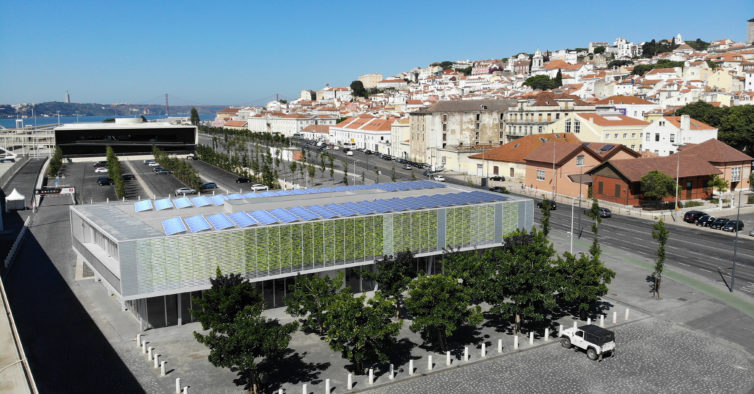 Heden Santa Apolónia: o novo espaço de cowork sustentável de Lisboa