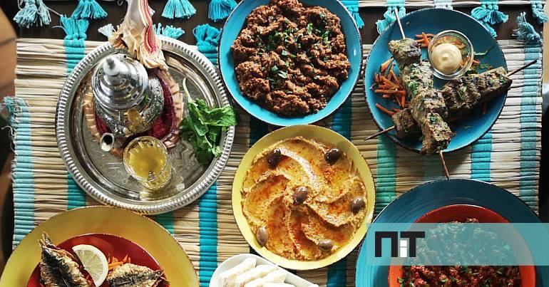 Cascais tem um novo lounge marroquino com shisha, chás e dança do ventre - NiT New in Town