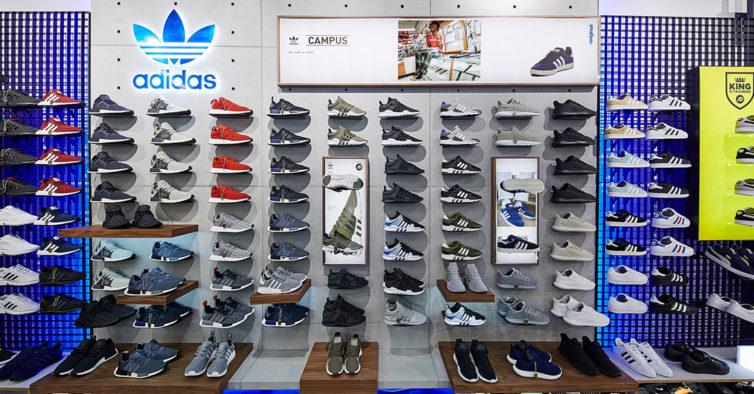 Vai abrir em Lisboa uma loja com centenas de sapatilhas de edição limitada