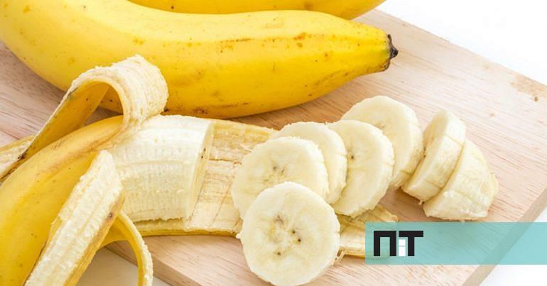 Pare de deitar fora a casca de banana — pela sua dieta - NiT New in Town