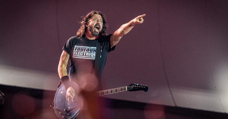 Foo Fighters são a nova confirmação do próximo Rock in Rio Lisboa