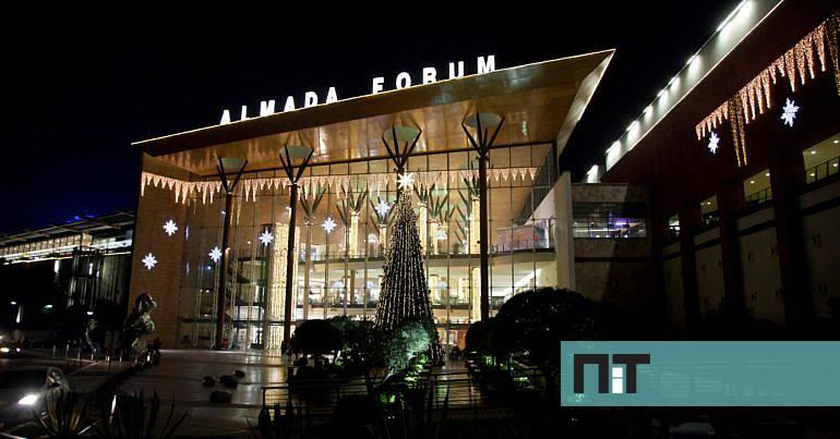 """O Pai Natal está a chegar ao Almada Forum e traz animação de """"Frozen 2"""" - NiT New in Town"""