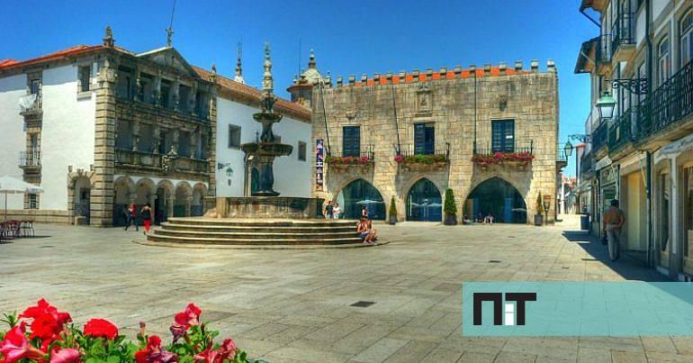 Viana do Castelo vai ter uma árvore de Natal 3D e um carrosel parisiense - NiT New in Town