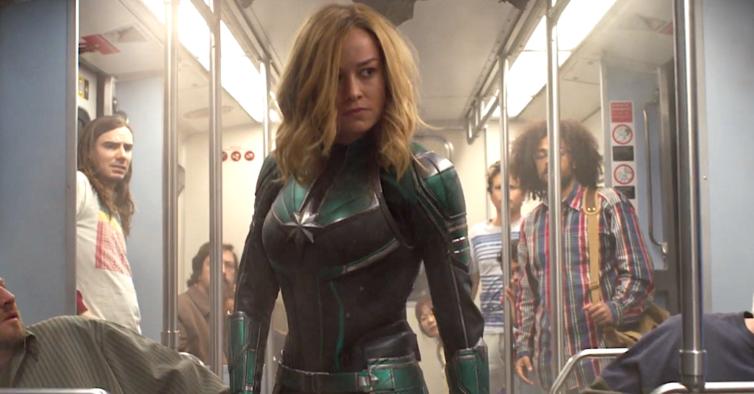 """Prepare as pipocas: """"Capitão Marvel"""" vai passar na televisão portuguesa"""