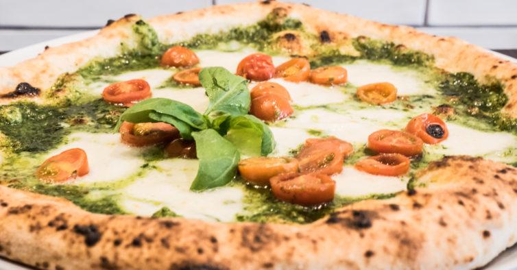 Pizza Genovese (11€)