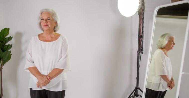 Como Lídia Franco, aos 75 anos, conseguiu um papel num blockbuster da Netflix
