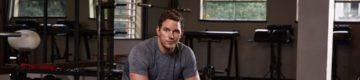 Chris Pratt lança loja na Amazon com os seus acessórios favoritos de fitness