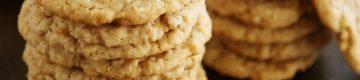 Fãs de bolachas de manteiga: esta versão sem açúcar faz-se em 5 minutos