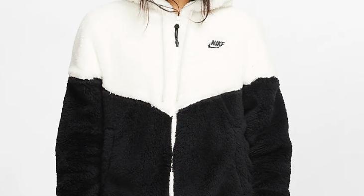 Casaco de lã, Nike (90€)